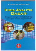 Kimia Analitik Dasar dengan Strategi Problem Solving dan Open-ended Experiment